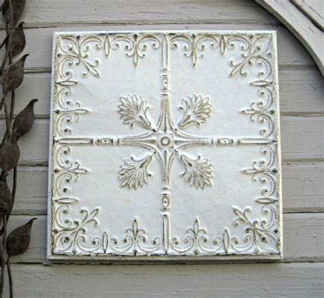 82 best antique tin ceiling tiles in whites images on