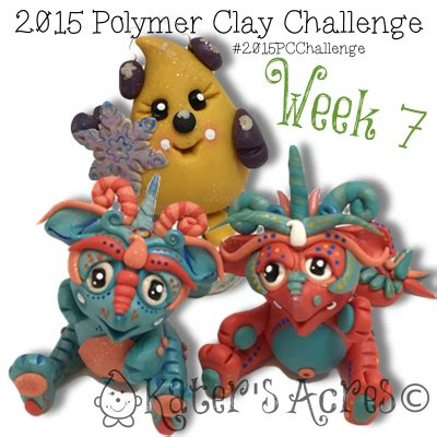 polymer clay challenge guide katersacres week 7 2015 polymer clay challenge showcase