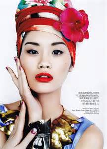 Model inspiration liu wen amp the rise of asian influence on the