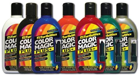 turtle wax color magic turtle wax color magic plus 500 ml foto 1 heureka sk