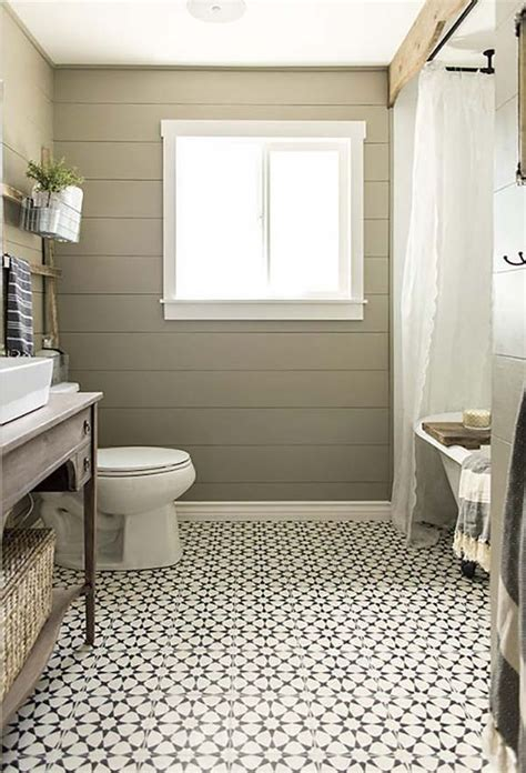 bathroom floor designs creating a beautiful bathroom with farmhouse design