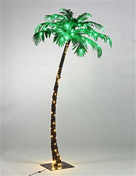 lightshare lighted palm tree small ebay