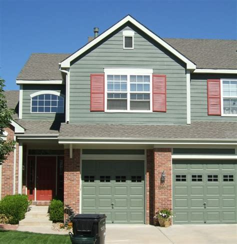 exterior painting portfolio beyond the brush painters denver home painting