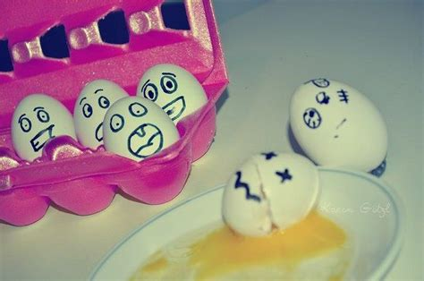 serbi kehidupan funny egg kata mutiara
