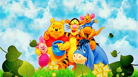 wallpaper animasi winnie the pooh winnie the pooh love quote wallpaper wallpaper wallpaperlepi