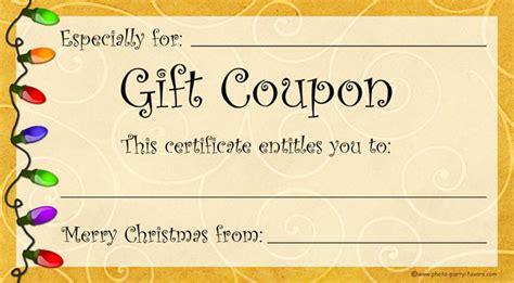 pin babysitting gift certificate template free ajilbabcom