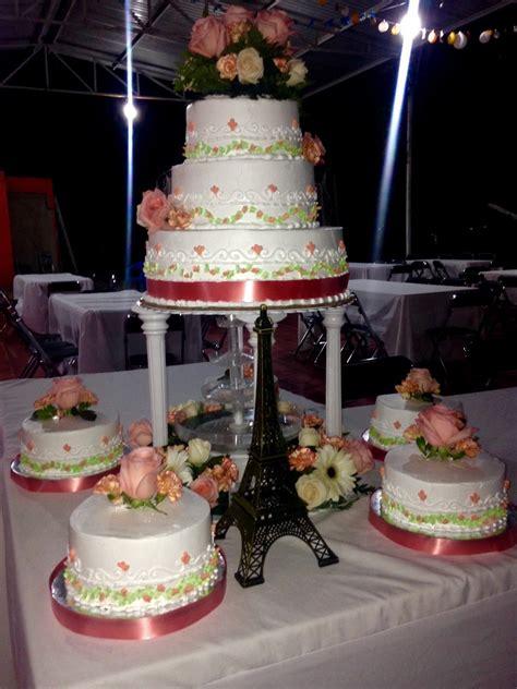 pastel de quince aos 2016 pasteles de boda xv a 241 os primera comunion infantiles
