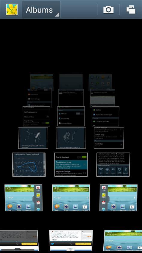 screenshot android galaxy samsung galaxy s3 bekommt android 4 1 2 update mit vielen neuen features mobilegeeks de