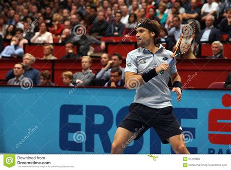 erste bank usa david ferrer esp editorial image image 61318865