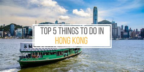 things to do in hong kong with 5 things to do in hong kong for adventure seekers