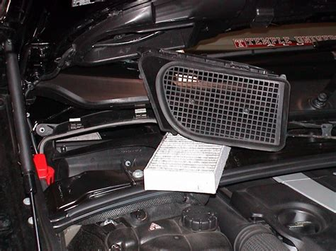 Change Cabin Air Filter by Way To Change Cabin Air Filter Mbworld Org Forums