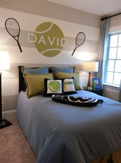 sports murals for bedrooms 50 sports bedroom ideas for boys ultimate home ideas