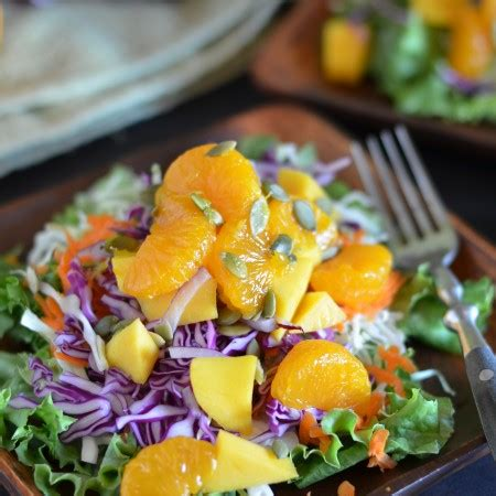 Whole Foods Mango Detox Salad by Coffee Quinoa Simple Delicious And Mostly Healthy
