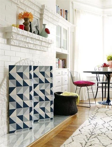 how to cover up fireplace 15 beautiful diy ideas for your fireplace design sponge