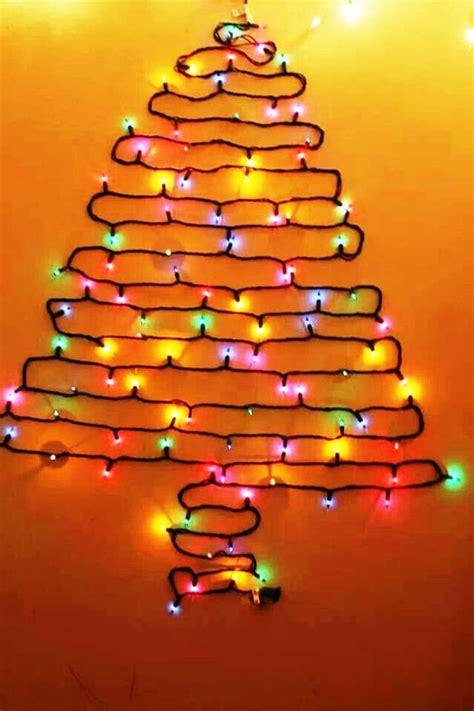 christmas lights decorations  walls decoration love