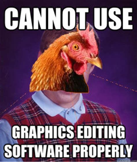 Anti Joke Chicken Meme Generator - bad luck anti joke chicken memes quickmeme