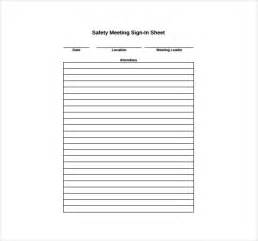 security sign in sheet template 18 sign in sheet templates free sle exle format