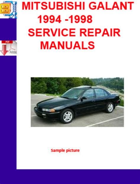 auto repair manual free download 1996 mitsubishi galant navigation system 1998 mitsubishi galant repair manual pdf mitsubishi galant repair manual 1992 1998 download