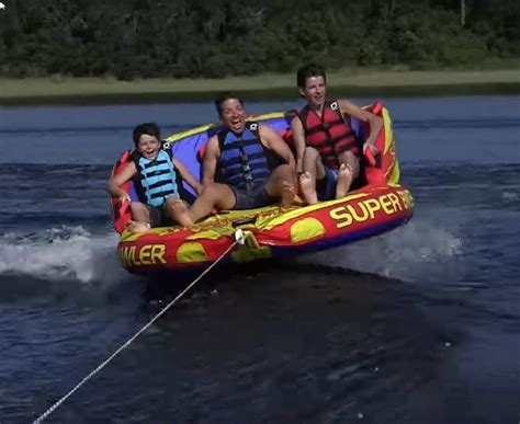 best tubes for boating best towable boat toys wow blog