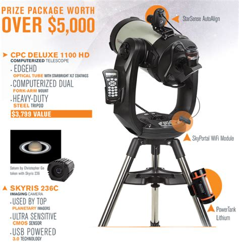 Free Telescope Giveaway - win a dream telescope giveaway enter online sweeps