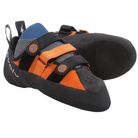 evolv shaman climbing shoes evolv shaman climbing shoes for and save 67