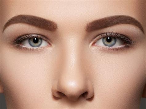 imagenes cejas negras descubre como un buen dise 241 o de cejas te cambiar 225 la cara