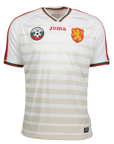2016 2017 bulgaria home joma football shirt bf 101011 16