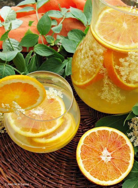 fiori di arancia acqua aromatizzata all arancia e fiori di sambuco 2