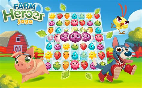 farm heroes saga apk v2 39 11 mod unlimited lives boosters el androide black