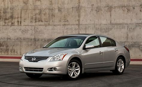 nissan altima black 2010 car and driver