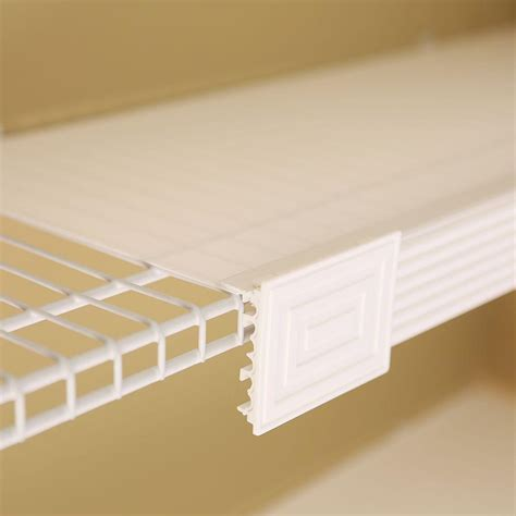 Shelf Covers by Help Myshelf White Shelf Liner Kit Set Of 3 166015whfs