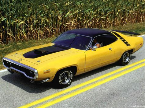 plymouth roadrunner 1971 1971 plymouth road runner cars