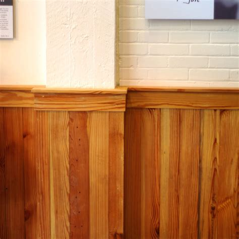 Vintage Wainscoting by Wood For Walls The Jarmak Corporation