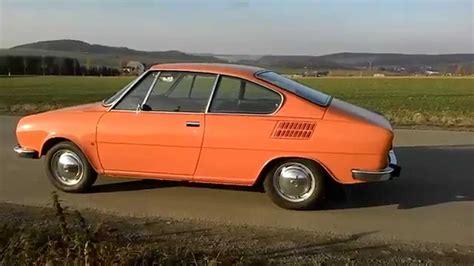 skoda 110r coupe 180 1972 neu restauriert