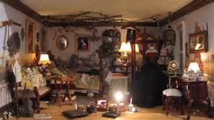 Cabin Kitchen Ideas kiva s miniatures gayle palama s witch s house