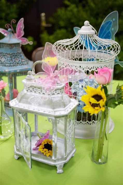 birthday table centerpieces or for