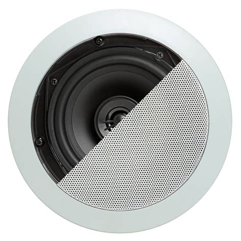 In Ceiling Speakers Surround Sound by 5 25 Quot Surround Sound 2 Way In Wall In Ceiling Speakers Pair