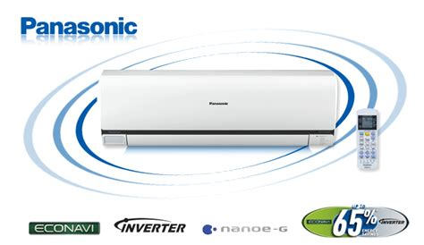 Ac Panasonic Bluefin 17 panasonic 10000 btu inverter air conditioner