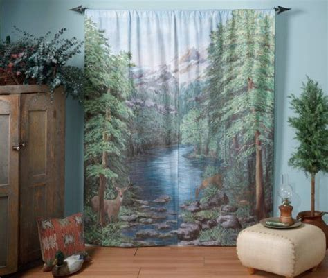woodland themed curtains pinterest the world s catalog of ideas