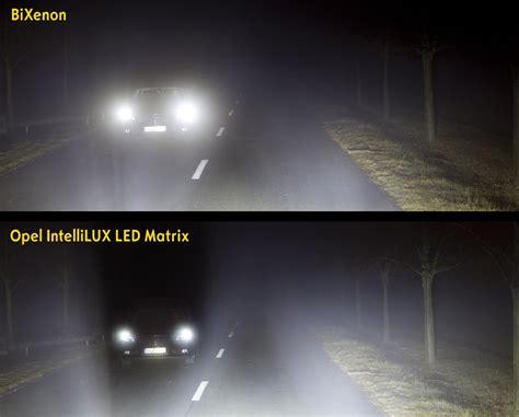 Lu Mobil H4 Led ausgezeichnete led scheinwerfer opel intellilux