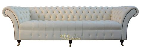 4 seater chesterfield sofa second chesterfield balmoral 4 seater sofa buttoned seat settee