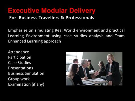 Tech Part Time Mba Class Profile by Of Louisville Mba Singapore