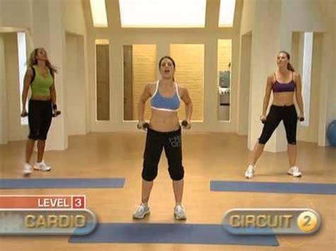 jillian 30 day shred level 3 exercise s