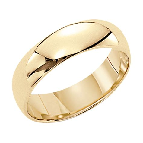 Wedding Bands Gold by 3mm Plain Wedding Band In 14k Yellow Gold Shop Your Way