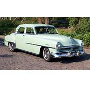 1952 Chrysler Windsor  Information And Photos MOMENTcar