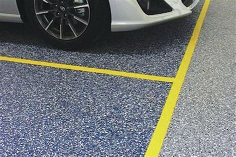 Epoxy used on Auto Showroom Floor  Concrete Construction