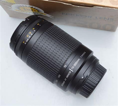 jual lensa nikon 70 300mm afd bekas jual beli laptop bekas kamera bekas di malang service