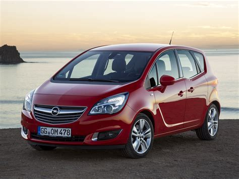 Opel Meriva 2014 Car Picture 43 Of 88 Diesel Station
