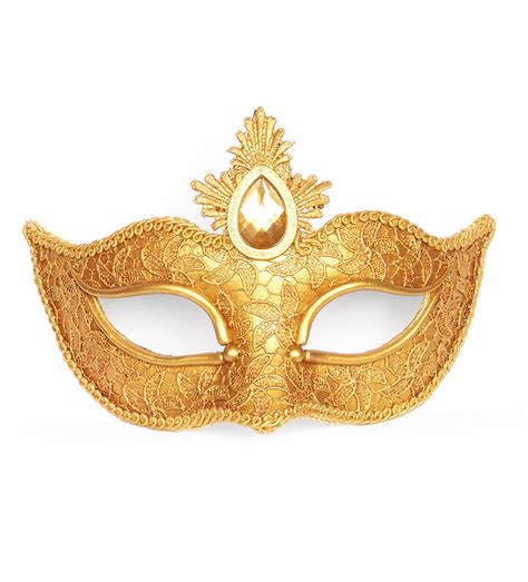 the gallery for gt gold masquerade masks clip art