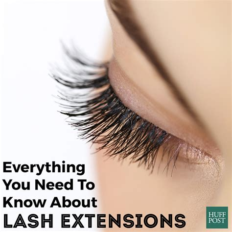 Lash For Eyelash Extension lash extensions tips you need to before heading to